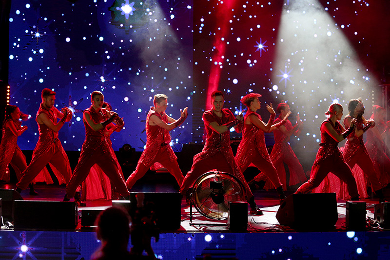 В Геленджике прошел первый международный фестиваль Star Wings