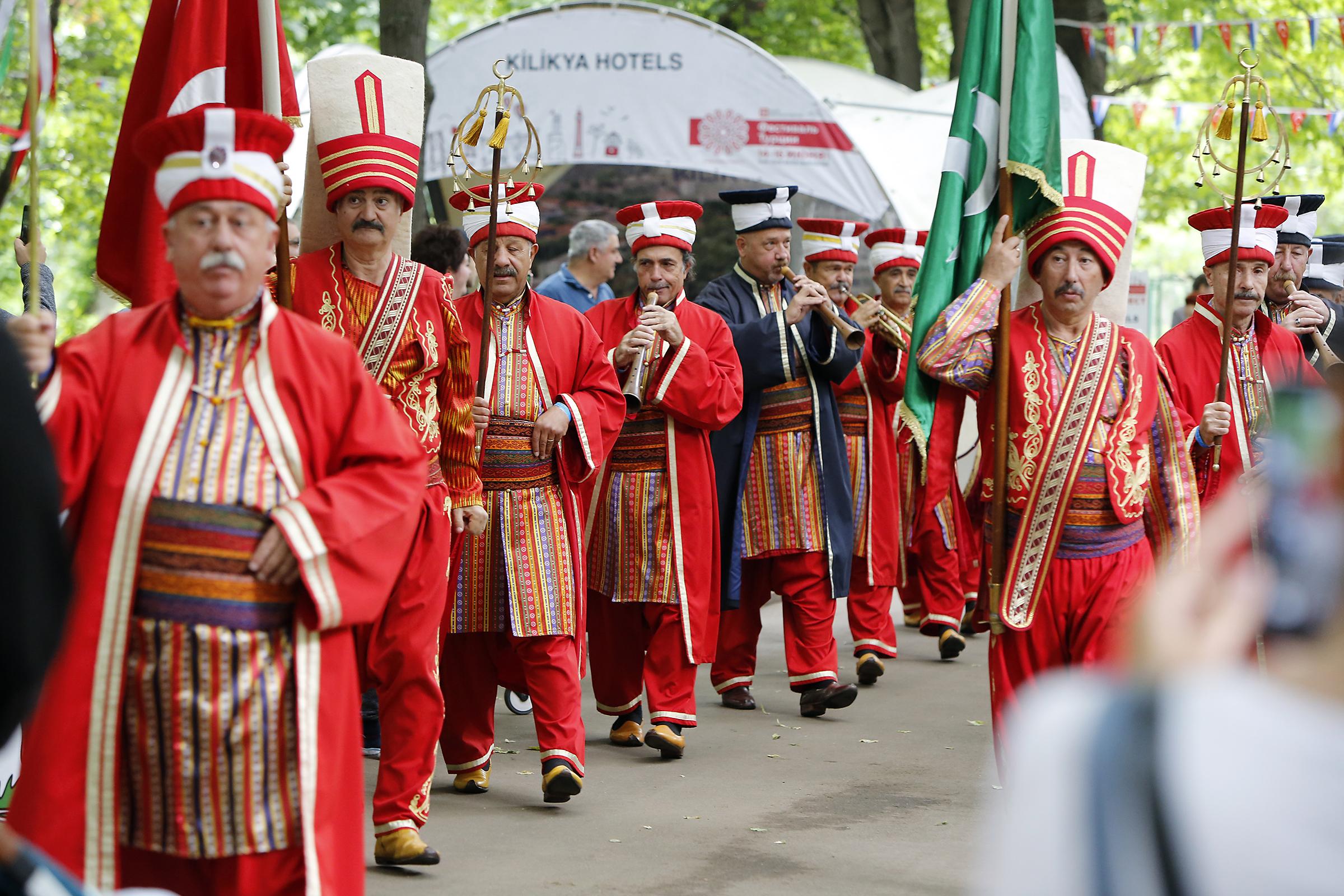 В Москве завершил свою работу Третий Фестиваль Турции
